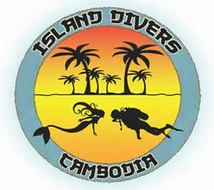 Island Divers Cambodia on Koh Seh Island in Cambodia.